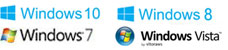 Yhteensopiva Microsoft kanssa