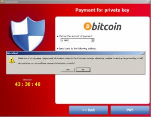 Vuoden uhka: Cryptolocker