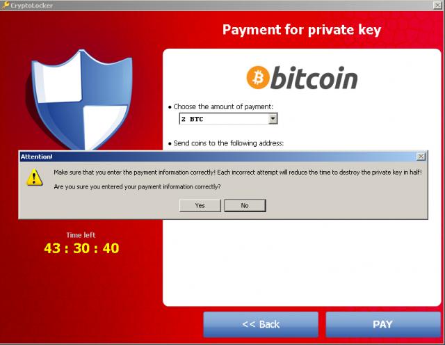Vuoden uhka: Cryptolocker kuvankaappaus