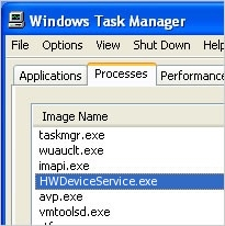 HWDeviceService.exe