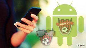 Cerber lunnasviesti löydettiin kahdesta Android sovelluksesta