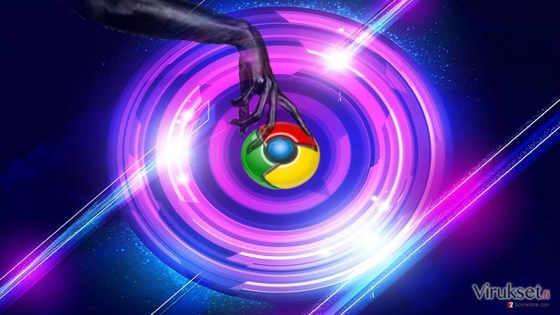Chrome users get targeted again