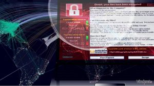 Kuinka selvitä WannaCry hyökkäyksestä?