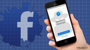 Facebook viruksen uusi aalto: vaarallinen videolinkki leviää aktiivisesti Messengerin kautta