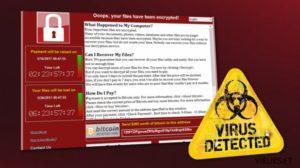 WannaCry on elossa. Tuhannet käyttäjät ovat vaarassa