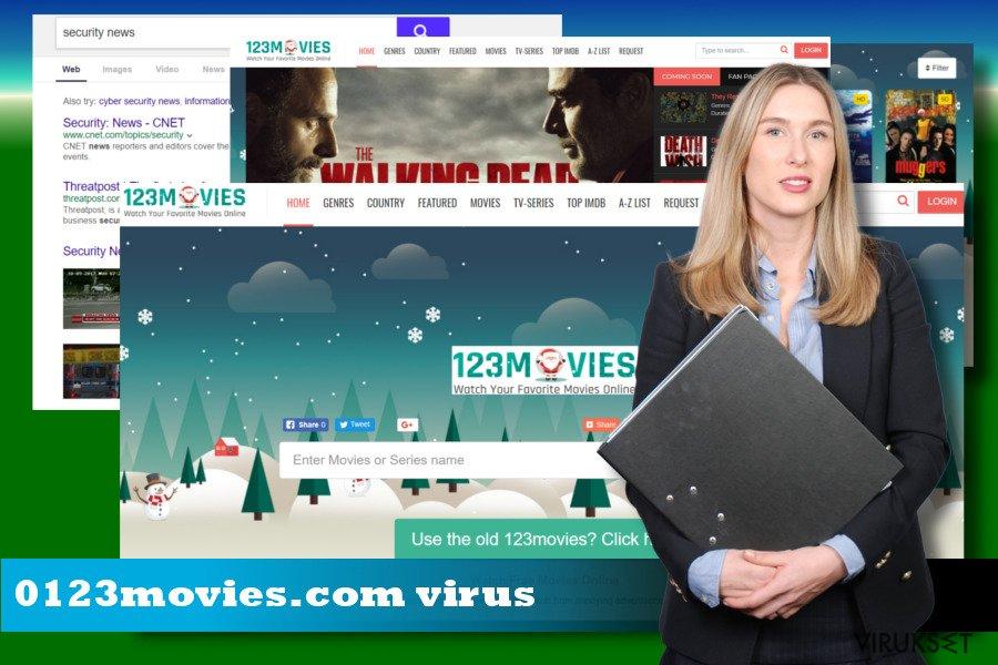0123movies.com selaimen kaappaajan kuva