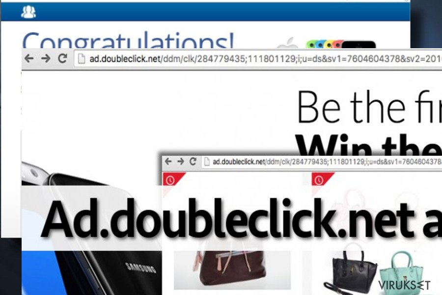 Ad.doubleclick.net mainokset