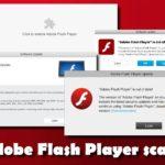 Flash Player Update! kuvankaappaus