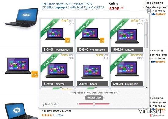 CostItApp mainokset kuvankaappaus