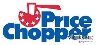 Price Chopper mainokset kuvankaappaus