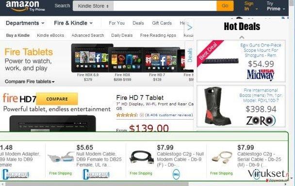 Shoppy-Up mainokset kuvankaappaus