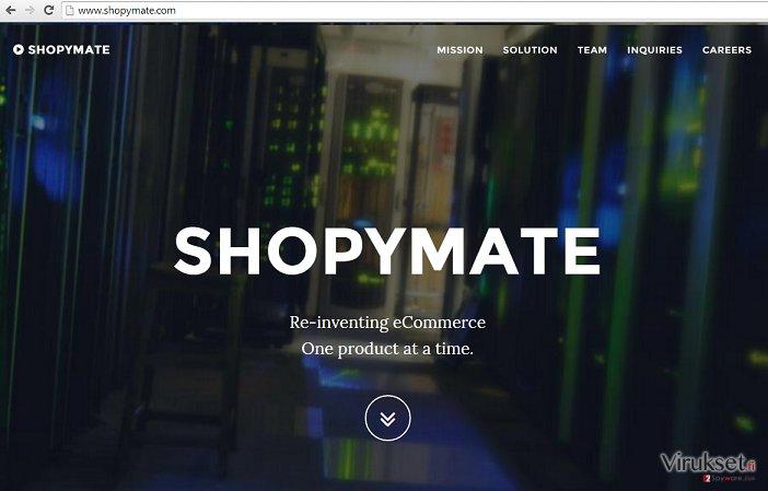 Shopy Mate mainokset kuvankaappaus