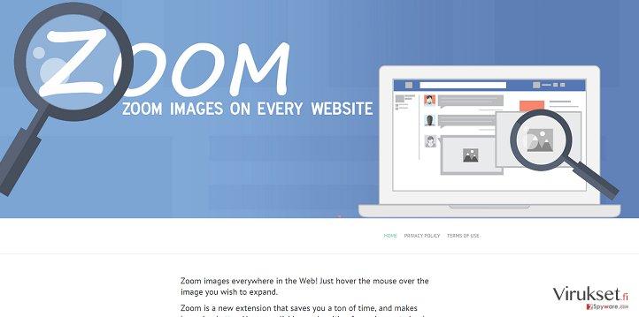 ZoomIt mainokset kuvankaappaus