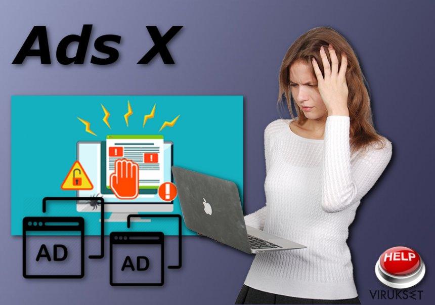 Ads X mainosohjelma