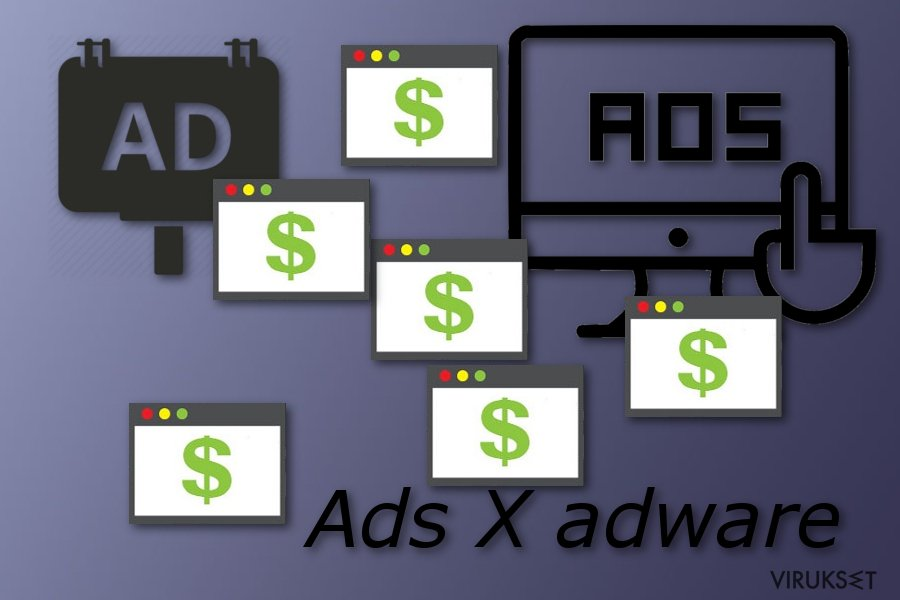 Ads X virus