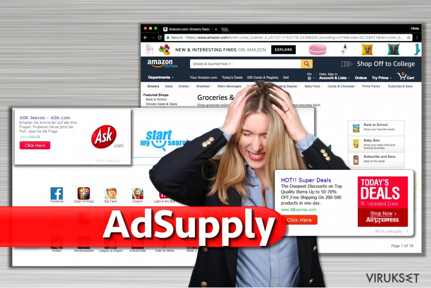 Ads by Adsupply