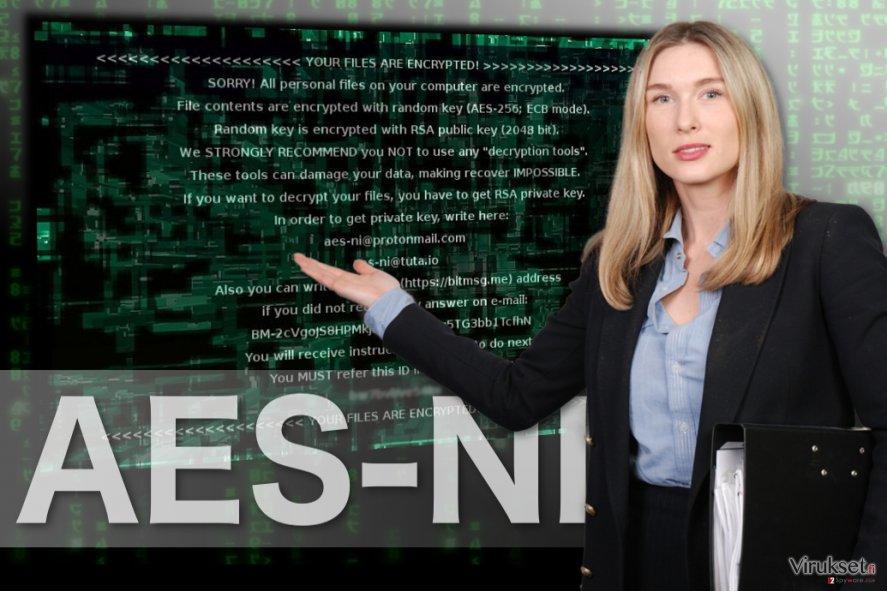AES-NI lunnasohjelman kuva