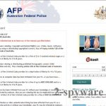 AFP virus kuvankaappaus