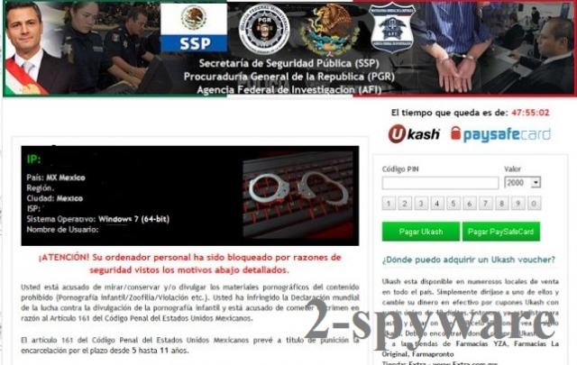 Agencia Federal de Investigación virus kuvankaappaus