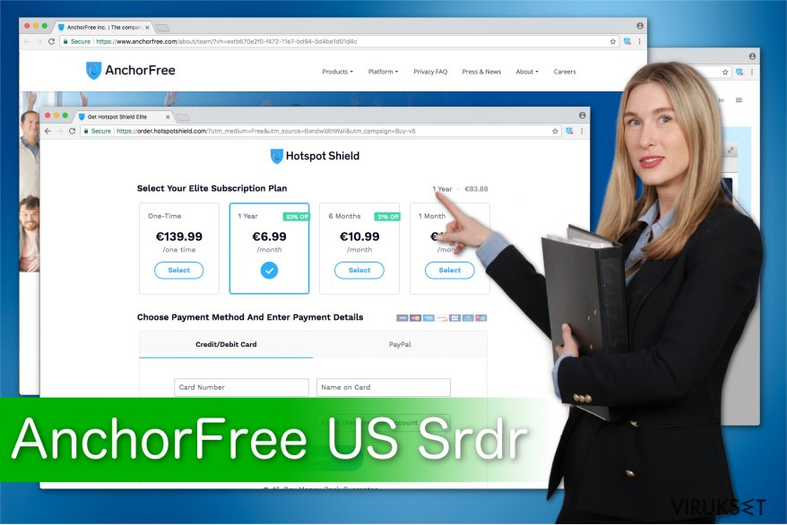 AnchorFree US Srdr