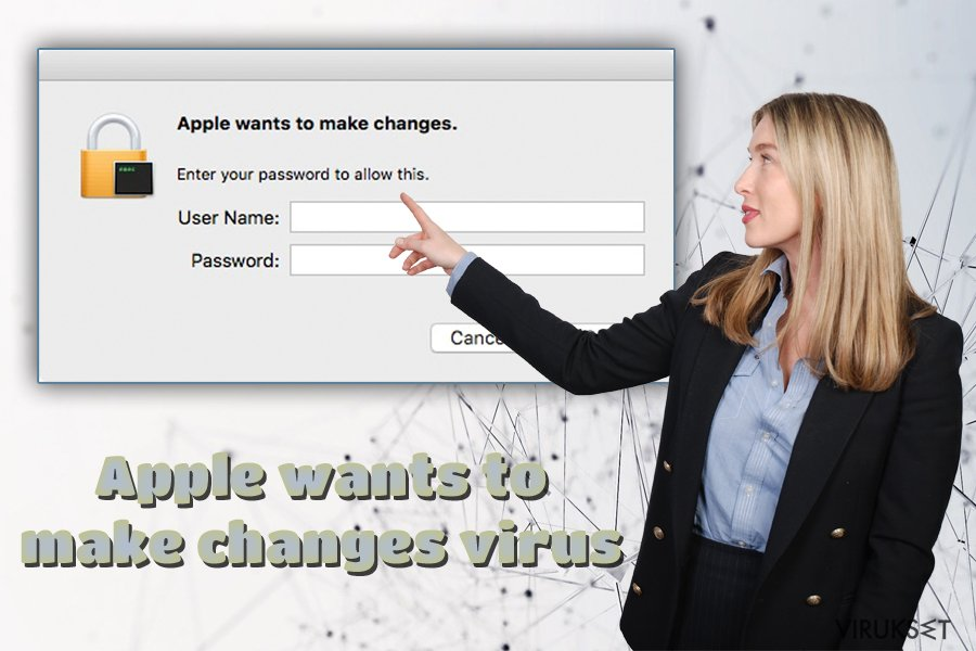 Apple wants to make changes mainosohjelma