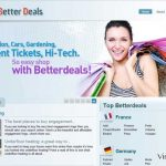 Better Deals mainokset kuvankaappaus
