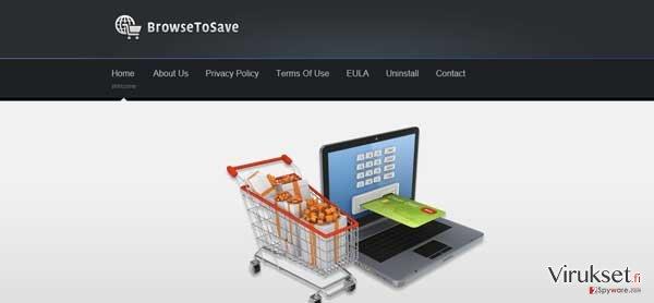 Browse2Save kuvankaappaus