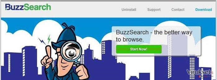 BuzzSearch kuvankaappaus