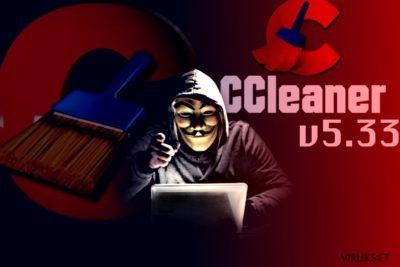 CCleaner 5.33 virus