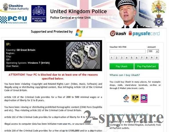 Cheshire Police Authority kuvankaappaus
