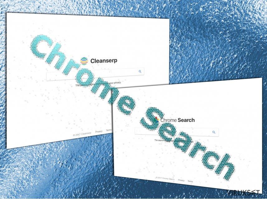 Chrome Search Työkalu jonain päivänä
