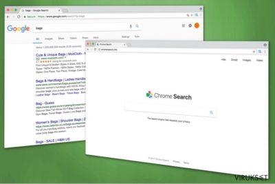 Chromesearch.info kuva