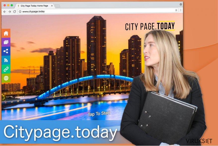 Citypage.today kuva