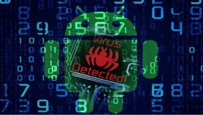 Kuva joka näyttää Android haittaohjelman com.google.provision virus