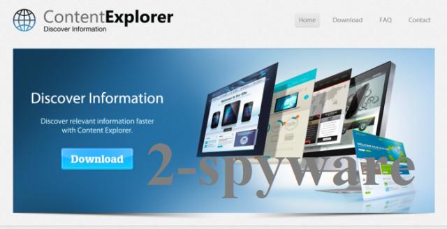 Content Explorer kuvankaappaus