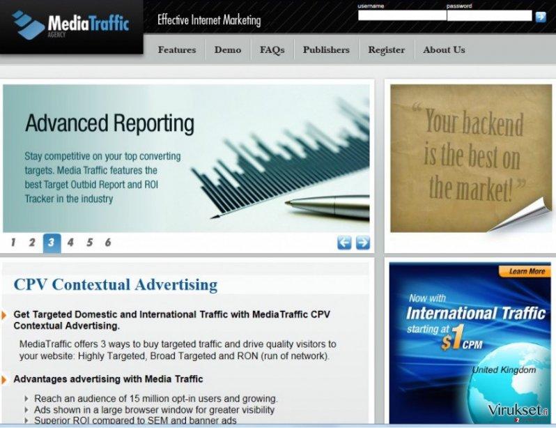 cpvfeed.mediatraffic.com uudelleenohjaus kuvankaappaus