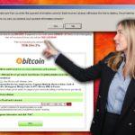 CryptoLocker kuvankaappaus