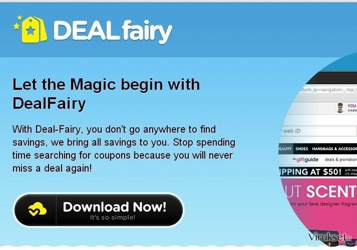 Deal Fairy kuvankaappaus