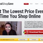 DealShopSave mainokset kuvankaappaus