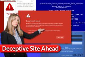 Deceptive site ahead