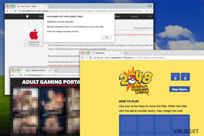 Suuri määrä Deloton.com mainoksia