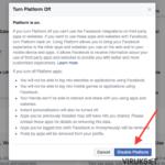 Facebook virus kuvankaappaus