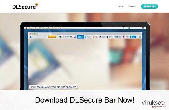 DLSecure kuvankaappaus