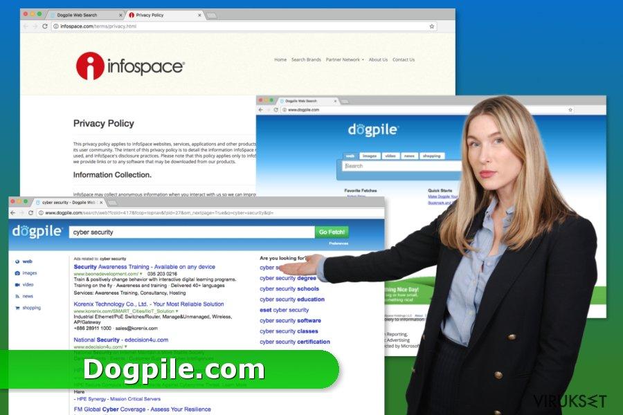 Dogpile.com kuvankaappaus