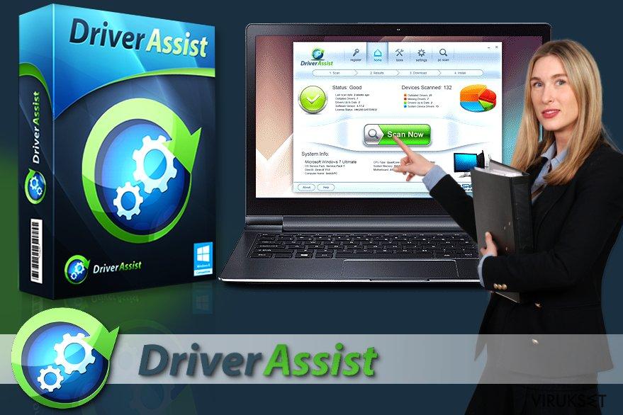 Driver Assist ohjelma