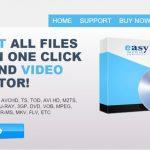 Easy Media Converter mainokset kuvankaappaus
