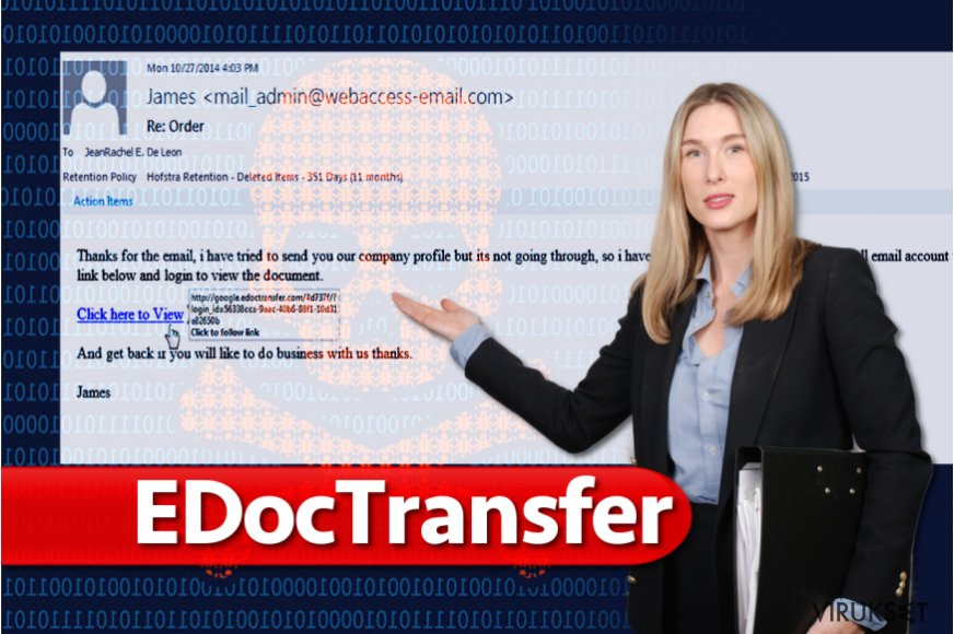 EdocTransfer virus