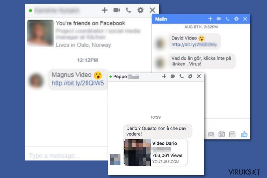 Facebookin Poisto
