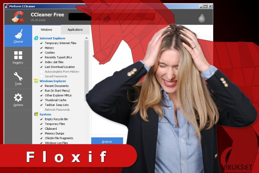 Floxif viruksen kuva