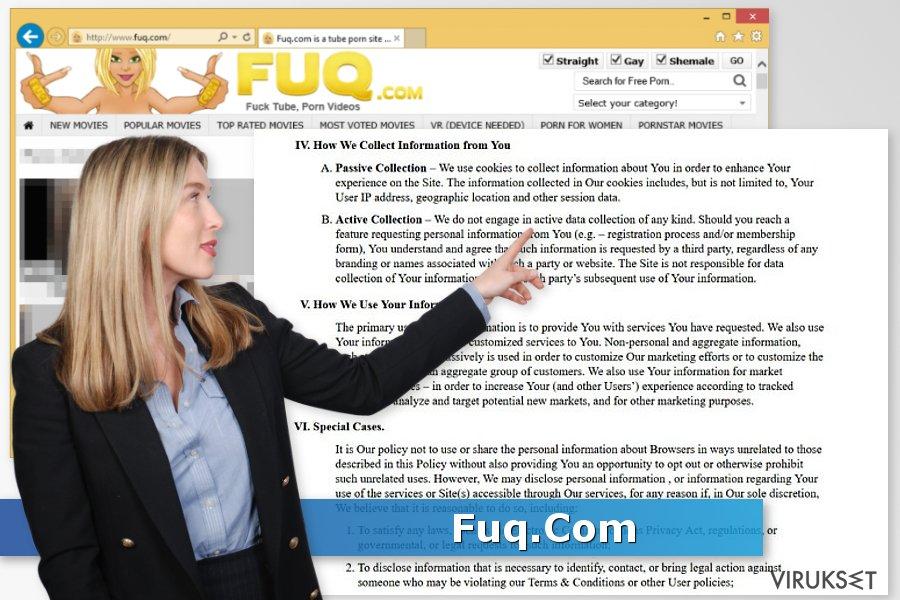 Fuq.Com virus kuvankaappaus